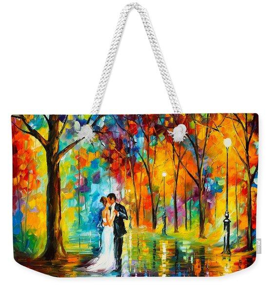 Dance Of Love Weekender Tote Bag