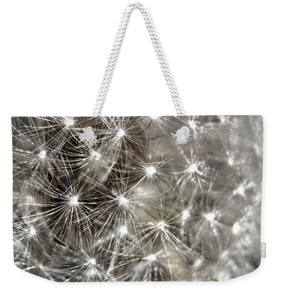 Dandillion Seed Head 2 Weekender Tote Bag