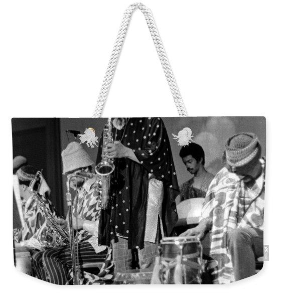 Danny Davis Weekender Tote Bag