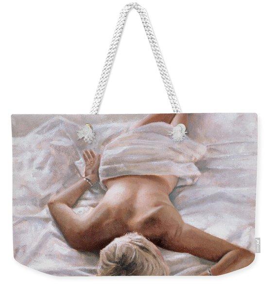 Dappled And Drowsy Weekender Tote Bag