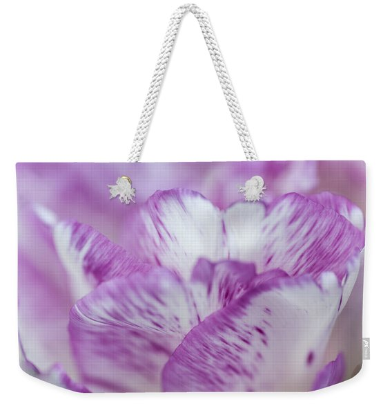 Dappled Tulip. The Tulips Of Holland Weekender Tote Bag