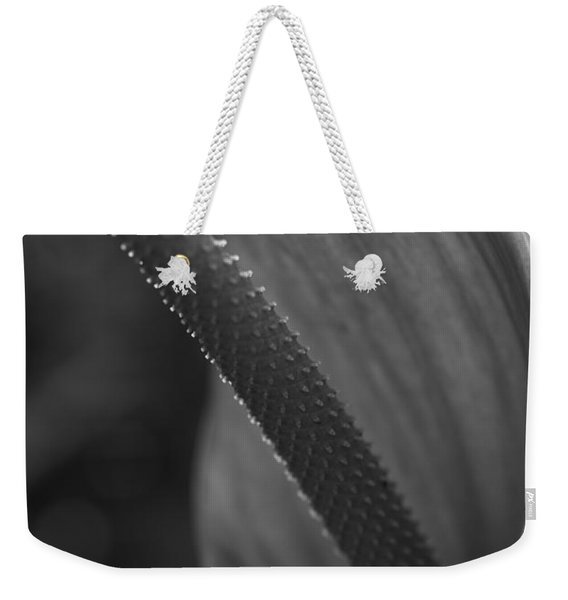 Dark And Light Weekender Tote Bag
