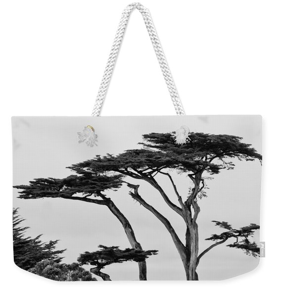 Dark Cypress Weekender Tote Bag