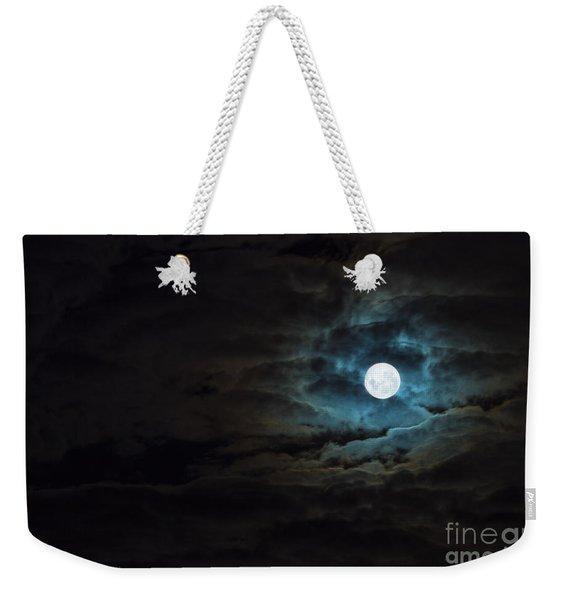 Dark Rising Weekender Tote Bag
