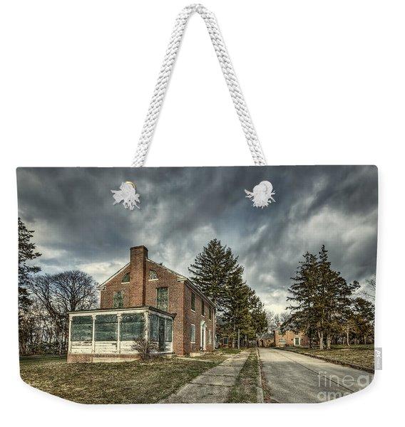 Darkened Days To Come Weekender Tote Bag