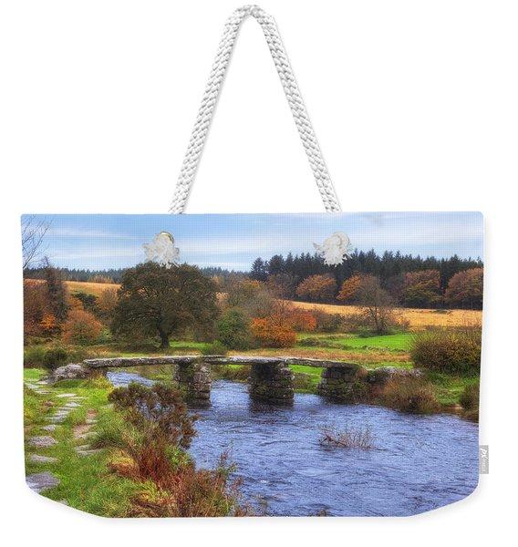Dartmoor - Postbridge Weekender Tote Bag