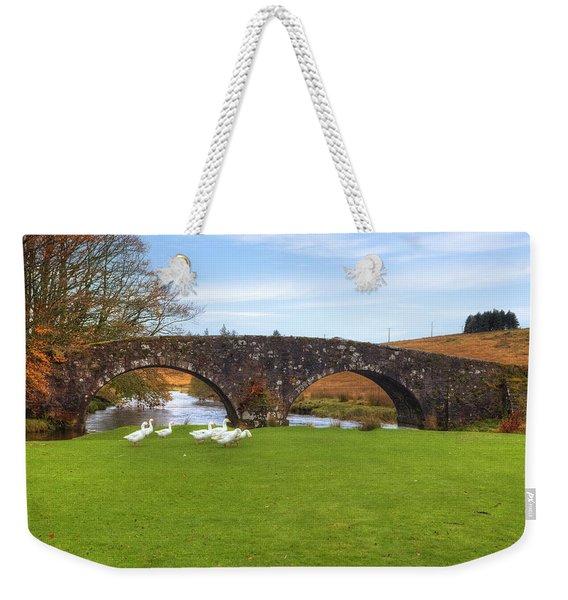 Dartmoor - Two Bridges Weekender Tote Bag