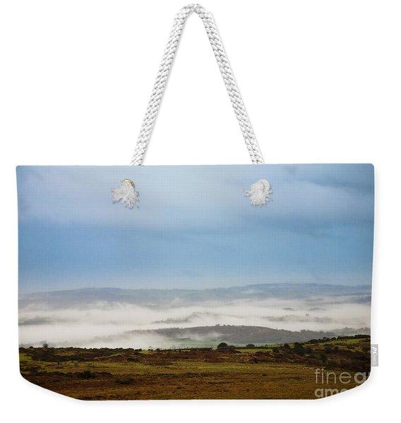 Dartmoor Mist Weekender Tote Bag