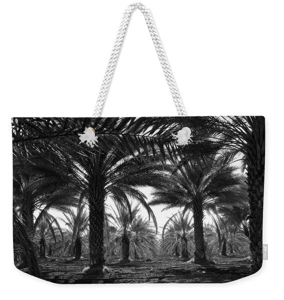 Date Palms Weekender Tote Bag