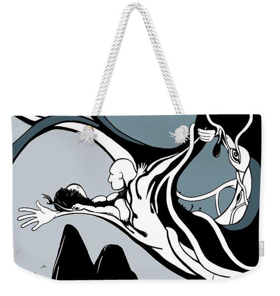 Dawning Weekender Tote Bag