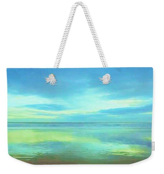 Dawning Glory Weekender Tote Bag