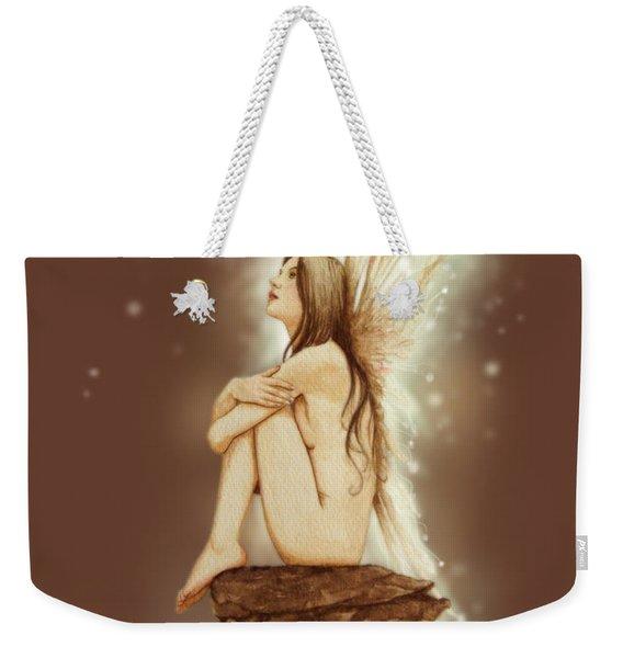 Daydreaming Faerie Weekender Tote Bag