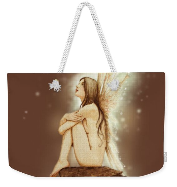 Daydreaming Faerie Weekender Tote Bag