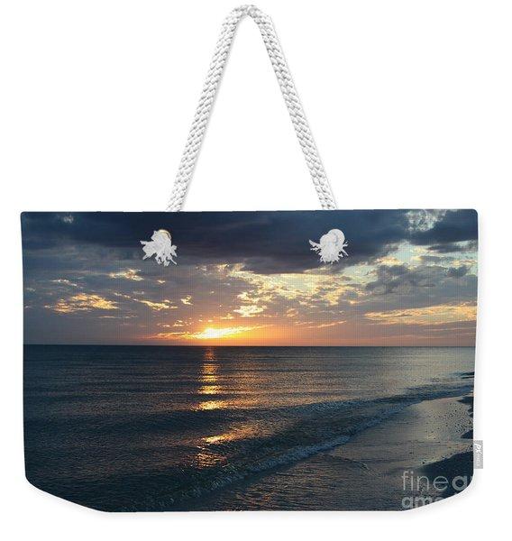 Days End Over Sanibel Island Weekender Tote Bag