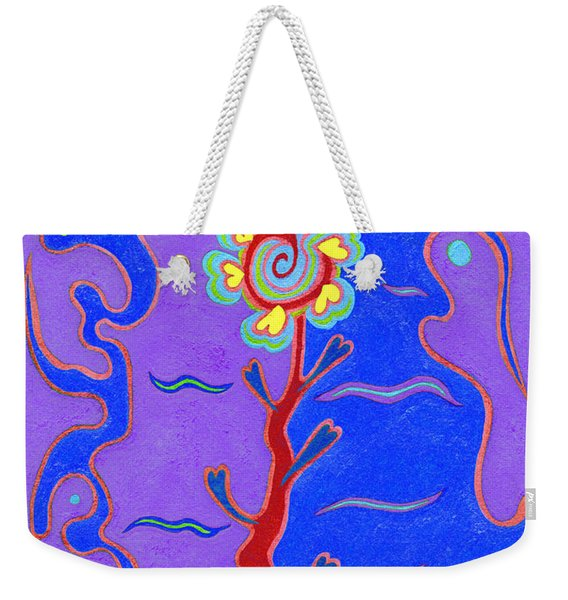 Day's Passion V14 Weekender Tote Bag