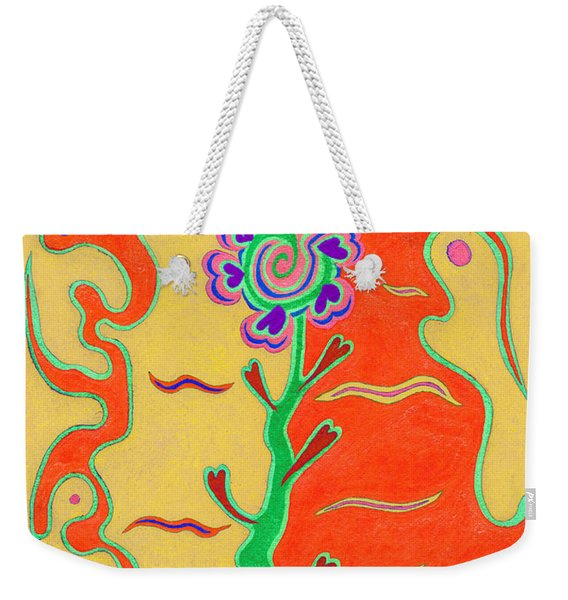 Day's Passion V18 Weekender Tote Bag