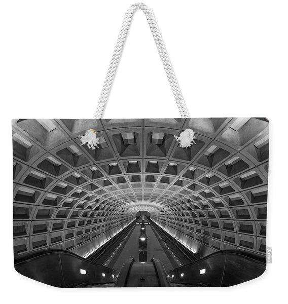 D.c. Subway Weekender Tote Bag