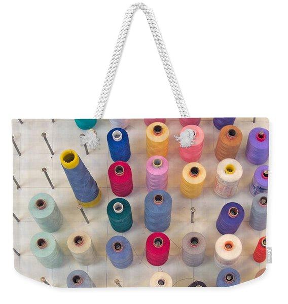 De Klos - Spooled Weekender Tote Bag