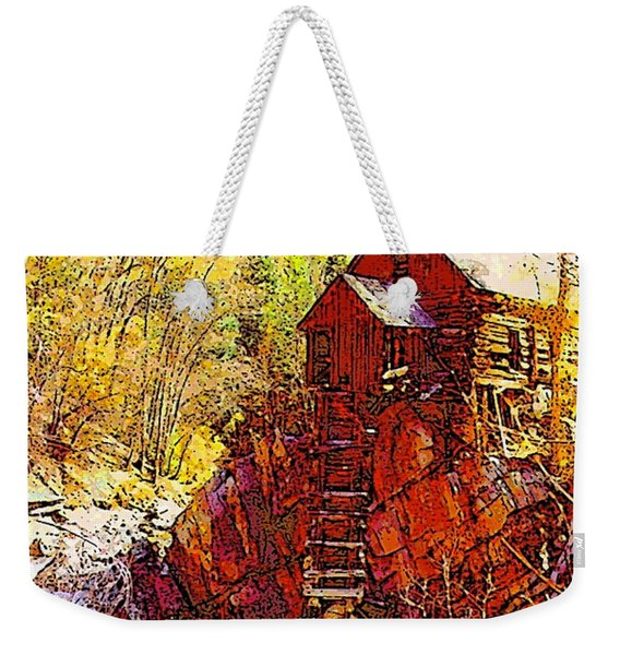 Deadhorse Mill Weekender Tote Bag