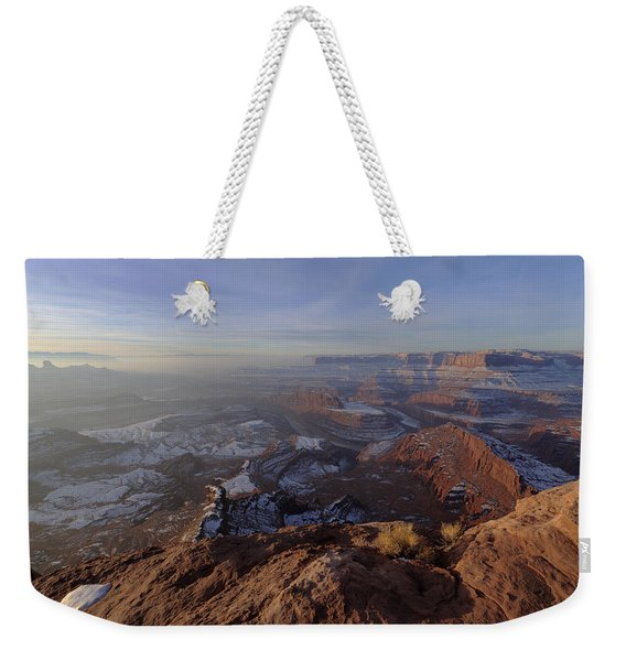 Deadhorse Point Weekender Tote Bag