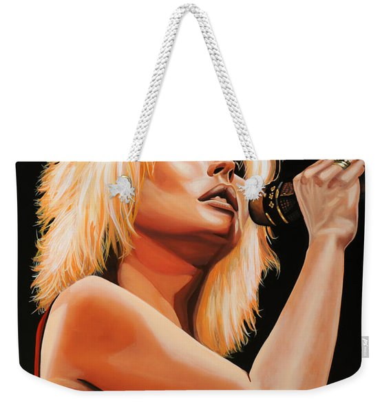 Deborah Harry Or Blondie 2 Weekender Tote Bag