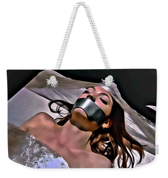 Debra Weekender Tote Bag