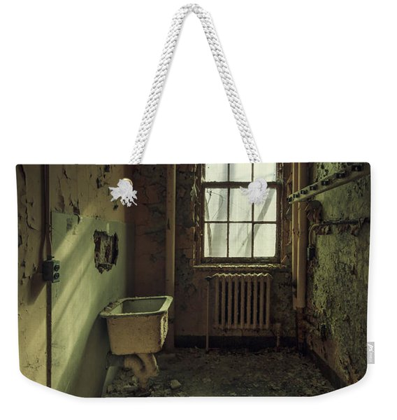 Decade Of Decay Weekender Tote Bag