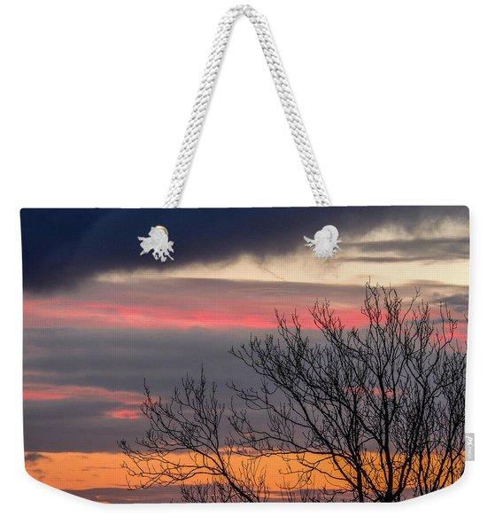 December County Clare Sunrise Weekender Tote Bag