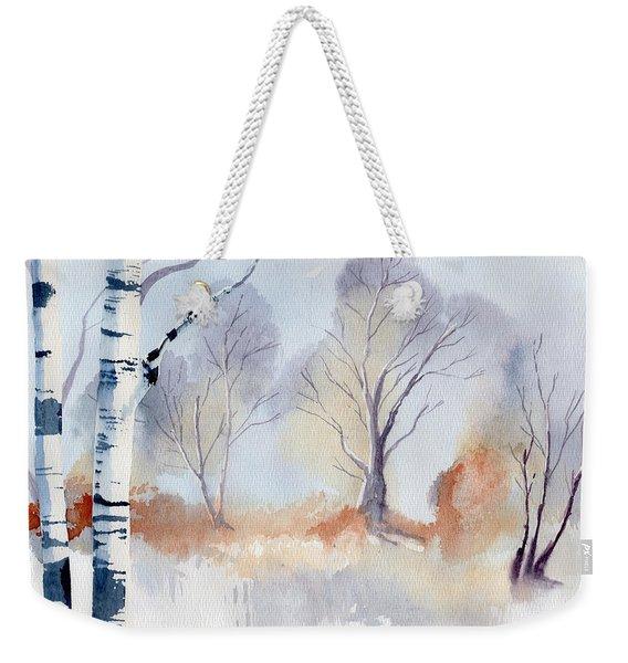 December Weekender Tote Bag