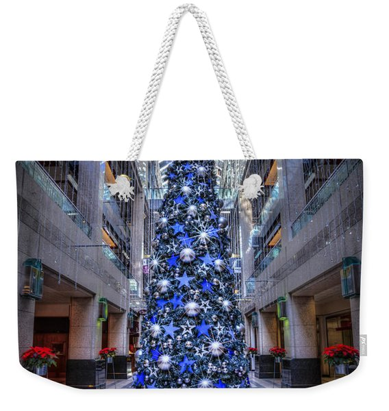 Deck The Halls Weekender Tote Bag