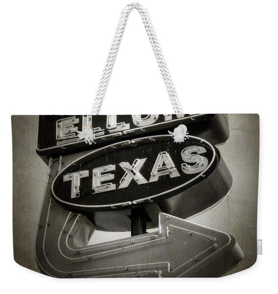 Deep Ellum Weekender Tote Bag