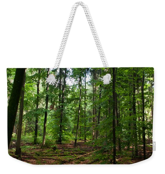 Deep Forest Trails Weekender Tote Bag