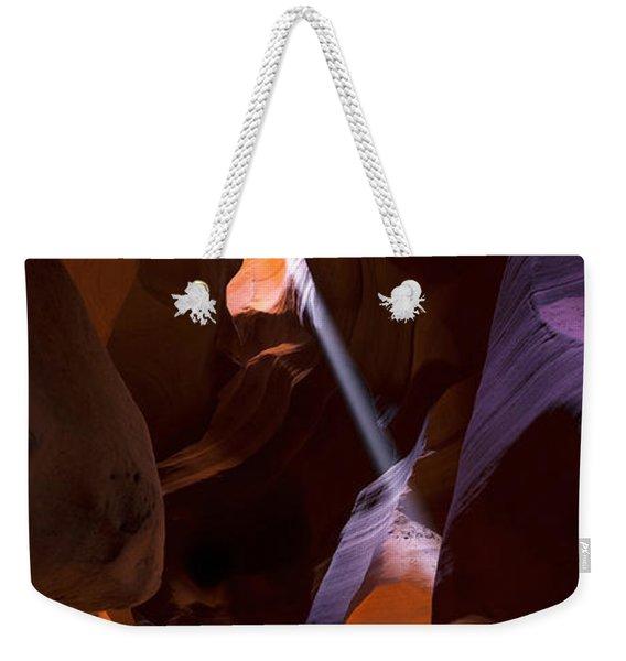 Deep In Antelope Weekender Tote Bag