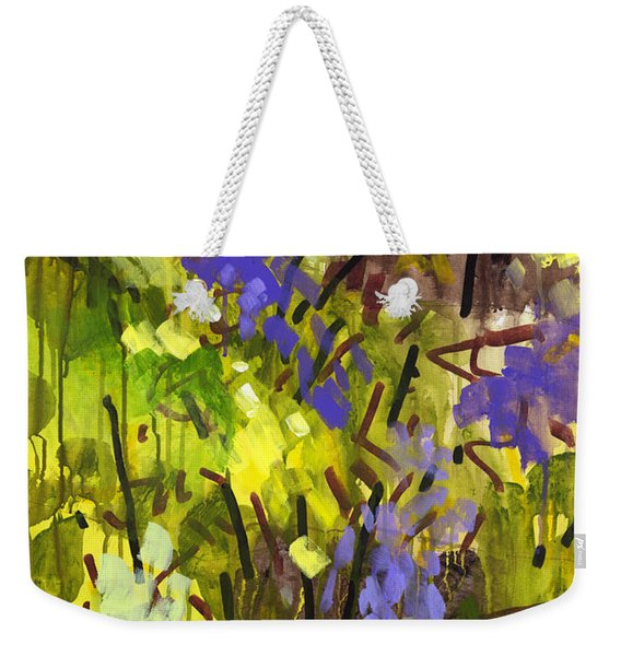 Deep In Summer Weekender Tote Bag