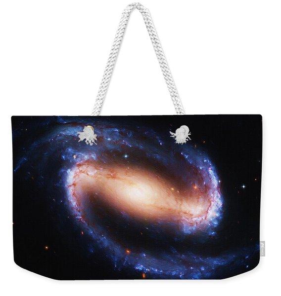 Deep Space Weekender Tote Bag