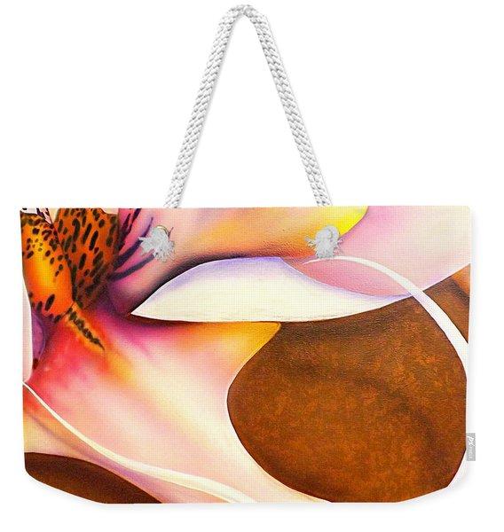 Defined Fine Lines Weekender Tote Bag