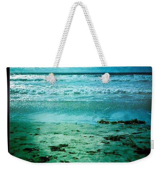 Del Mar Glow Weekender Tote Bag