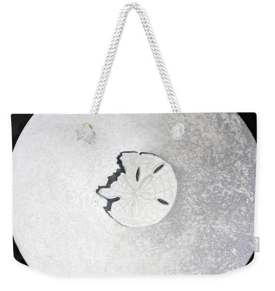 Weekender Tote Bag featuring the painting Delicata I by Ashley Kujan