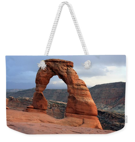 Delicate Arch - Arches National Park - Utah Weekender Tote Bag