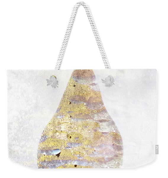Delicately Colored Pear Weekender Tote Bag