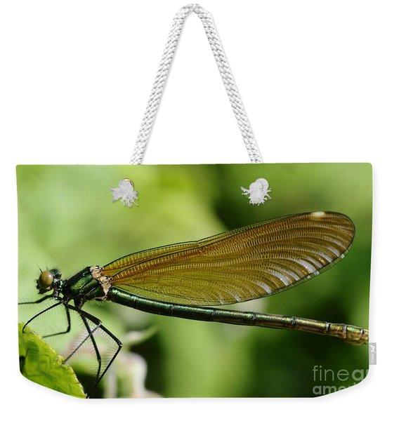 Demoiselle Weekender Tote Bag