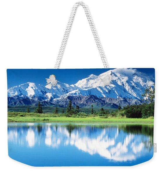 Denali National Park Ak Usa Weekender Tote Bag