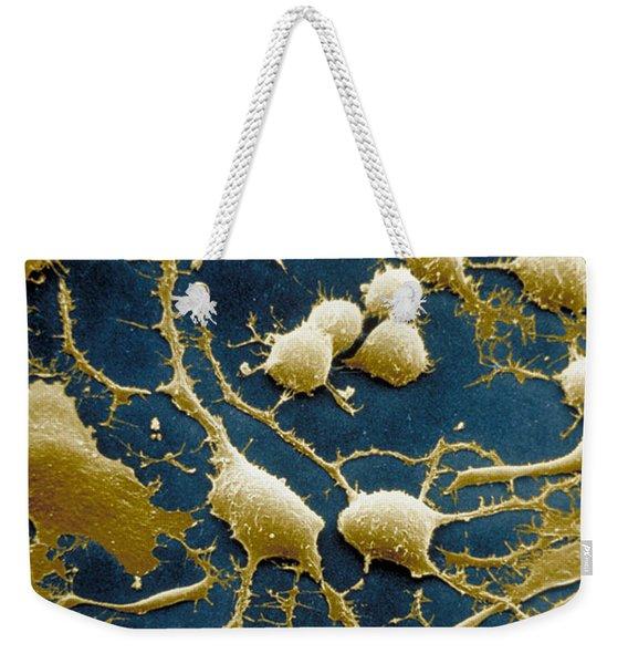 Dendrites Weekender Tote Bag