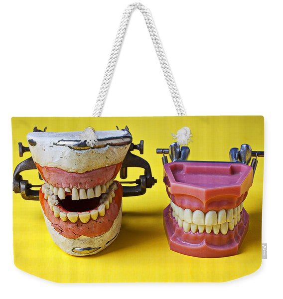 Dental Models Weekender Tote Bag