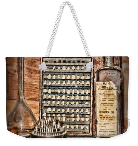 Dentist - Teeth On Display Weekender Tote Bag