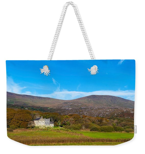 Derrynane House The Home Of Daniel Weekender Tote Bag
