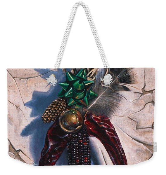 Desert Bow Weekender Tote Bag