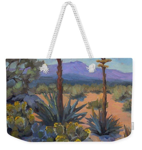 Desert Century Plants Weekender Tote Bag