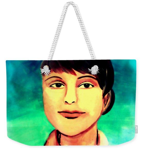 Desert Storm Jennifer Weekender Tote Bag