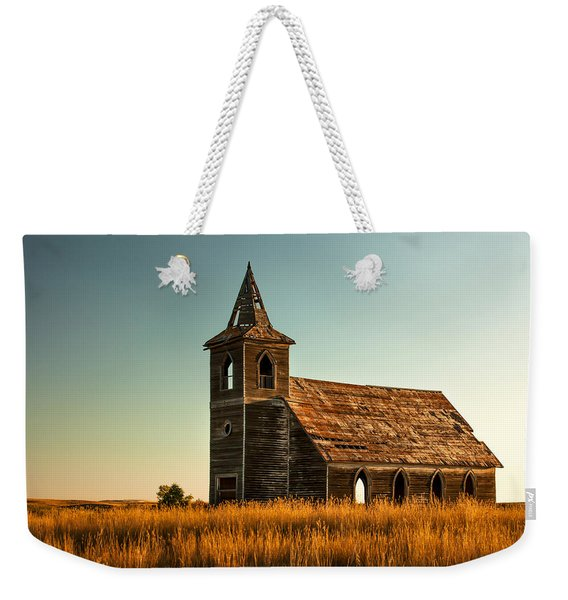 Deserted Devotion Weekender Tote Bag
